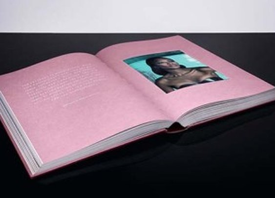 Naomi Campbell's Coffee Table Book Costs $1,750