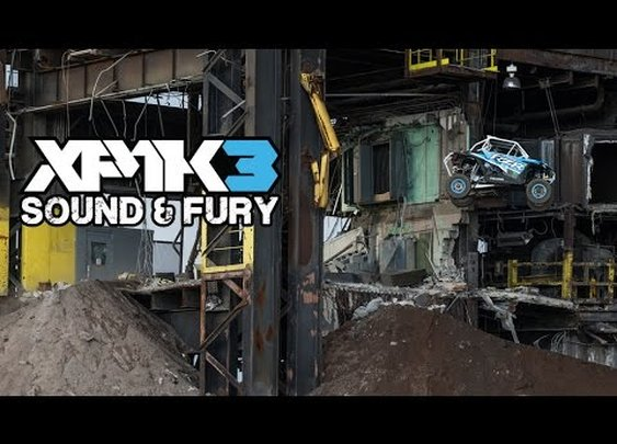 "UTVUnderground Presents: RJ Anderson XP1K3 ""Sound and Fury"""