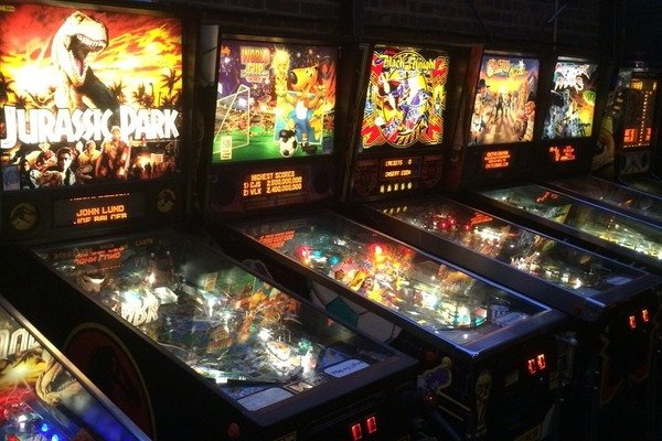 How I (Sort of) Became a Pinball Wizard After Getting Tips From a Champion | Atlas Obscura