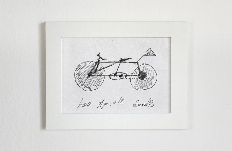 Artist Creates Real Bicycles Based On Whimsical Sketches