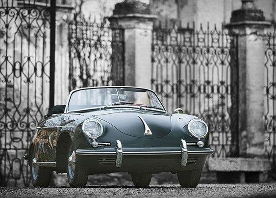 1961 Porsche 356 B Roadster | Uncrate