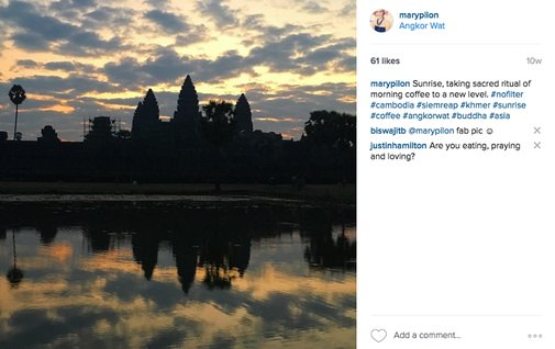 Instagram Is Ruining Vacation — Backchannel