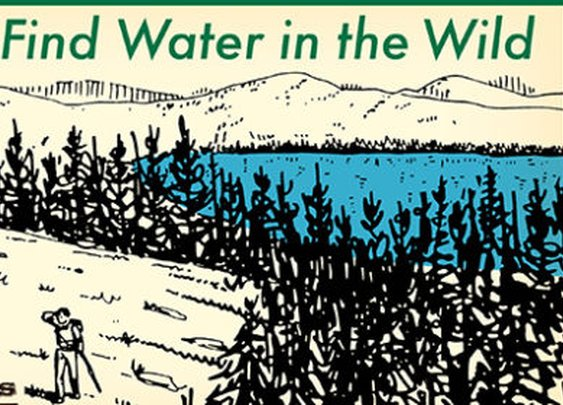 How To Find Water In The Wild | The Art Of Manliness