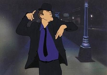 Animated Tom Waits