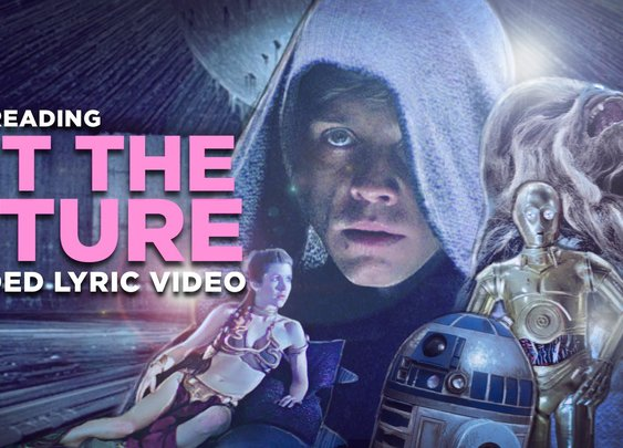 """NOT THE FUTURE"" - Bad Lip Reading Extended Lyric Video"