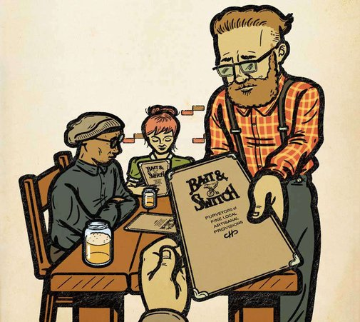 At some farm-to-table restaurants, you're being fed fiction