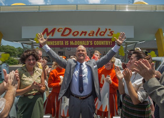 THE FOUNDER - Official US Trailer - The Weinstein Company - YouTube