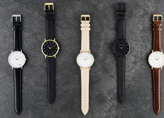 Win 1 of 5 Luxury Timepieces from The Fifth Watches [Giveaway]