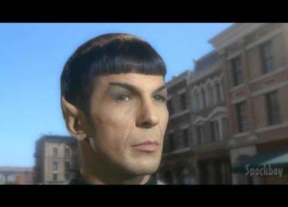 Star Trek Meets Batman - YouTube