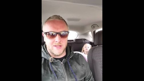 How a Scottish Father handles the boyfriend conversation with his daughter - YouTube