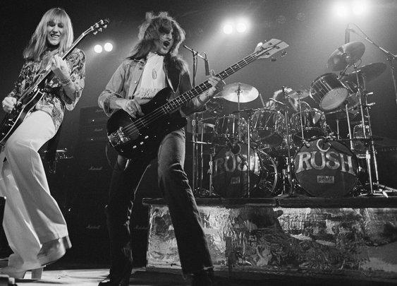 40 Years Of Rush's '2112' : The Record : NPR