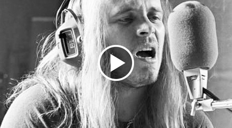 """Ronnie Van Zant's Bone Chilling, Isolated """"Simple Man"""" Track Will Complete You 