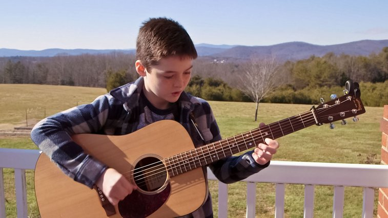 Presley Barker - Guitar Prodigy
