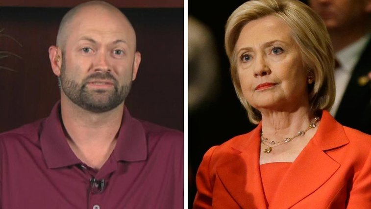 Clinton confronted by laid-off coal worker at West Virginia campaign stop   Fox News