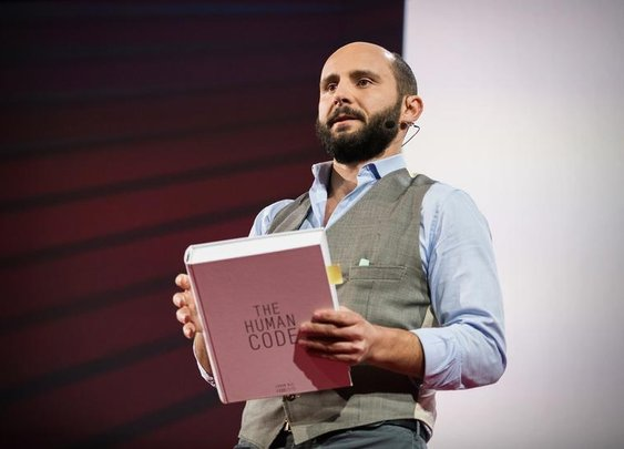 Riccardo Sabatini: How to read the genome and build a human being | TED Talk | TED.com