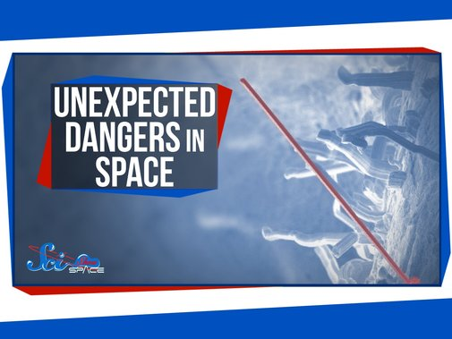 3 Unexpected Dangers of Space Travel - YouTube