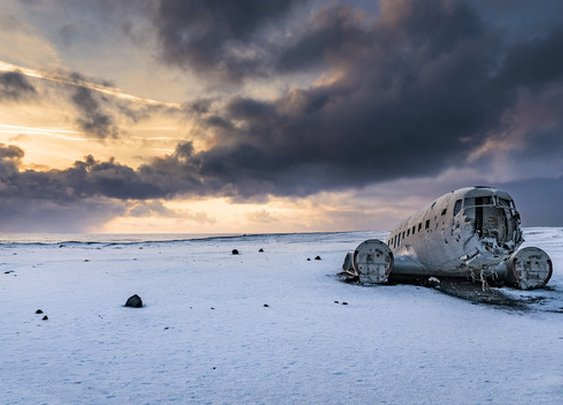 8 Plane Wrecks That Have Become Their Own Memorials   Atlas Obscura