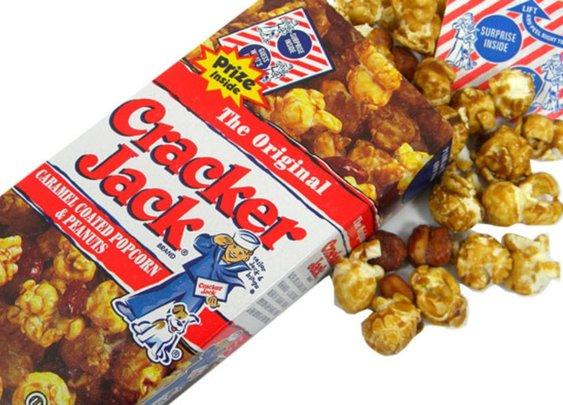 Cracker Jack prizes vanish, along with everything else good in the world
