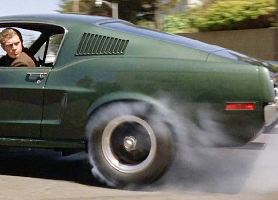 10 of Our Favorite Movie Car Chases Ever | BBC America
