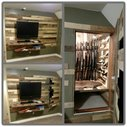 Hidden Door to Gun Closet | StashVault