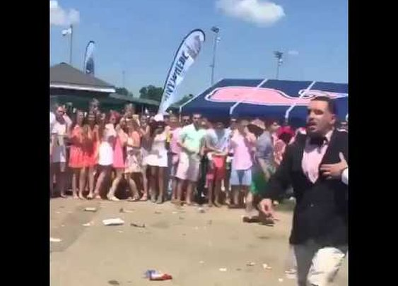When Preppy Kids Fight - Bowties and Seersuckers everywhere!