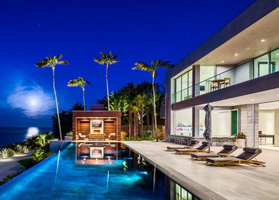 This Incredible $28 Million Malibu Home Is Like Nothing You've Ever Seen!
