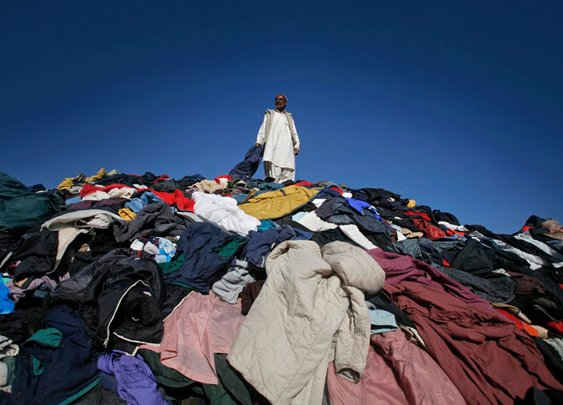 The Truth About Your Clothing Donations