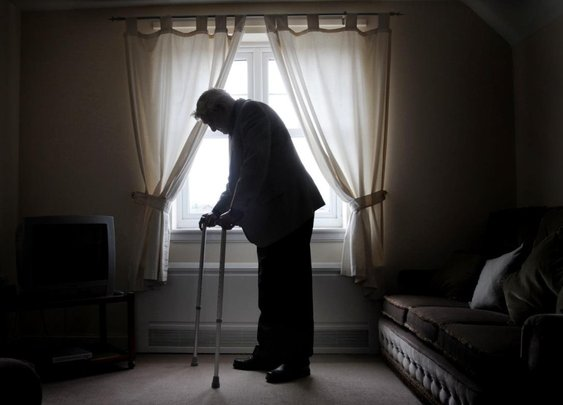 Frail patients dumped at home in dead of night, damning report warns