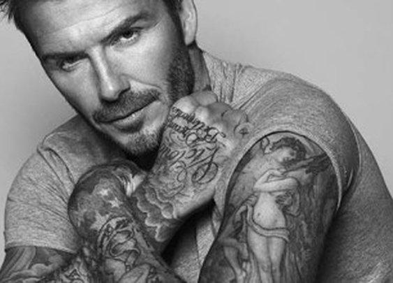 David Beckham For Biotherm Homme