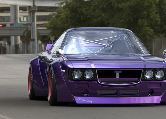 Kei Miura's Pandem Boss FD3S RX-7 Is Like Nothing You've Ever Seen Before
