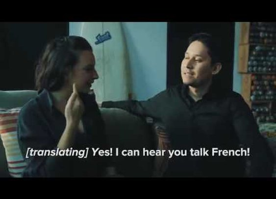 Can You Hear Me in French?