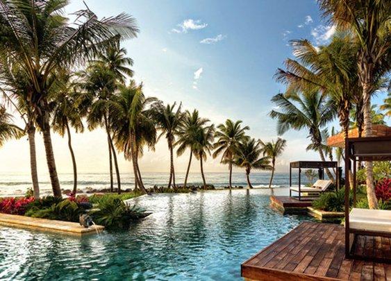 The Mega-Luxury Ritz-Carlton Reserve Is Insane!