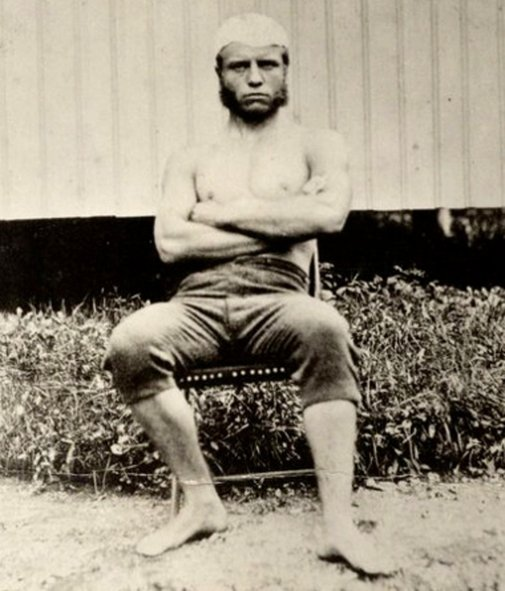 18-Year Old Teddy Roosevelt