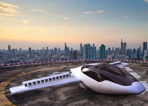 The Lilium Jet Is About To Make Our Jetsons Dreams A Reality!