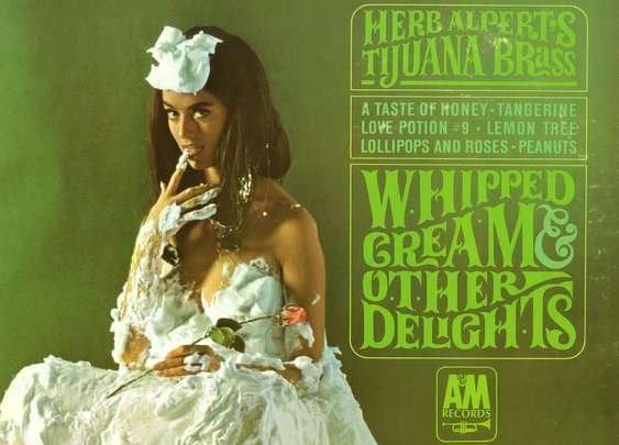 The Real Story Behind Herb Alpert's Iconic 'Whipped Cream