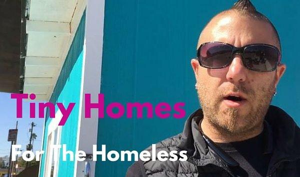 Tiny Home for the Homeless – BreakingLately