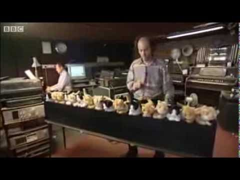 """Cat Organ Player Henry Dagg Performs """"Somewhere Over the Rainbow"""""""
