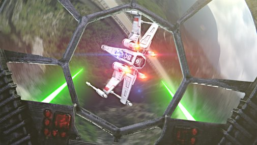 Drone Star Wars - YouTube