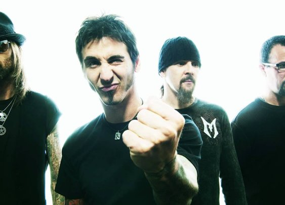Godsmack - Rocky Mountain Way - YouTube