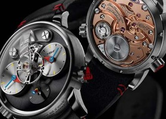 MB&F LM1 Silberstein Limited Edition Watches
