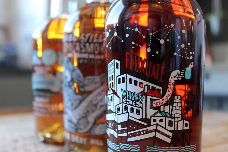 Seven Stills, the Alchemists Turning Craft Beer into Whiskey | Bevvy