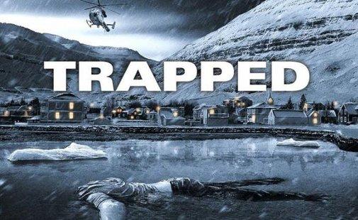 "Icelandic crime-drama ""Trapped"""