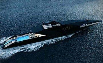 Black Swan Superyacht Concept By Timur Bozca