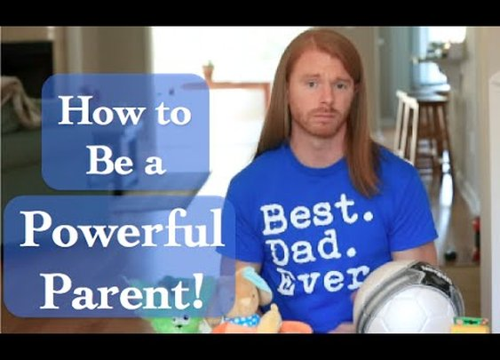 How to be a Powerful Parent