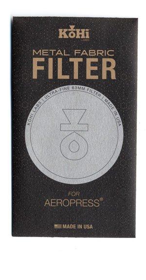 KoHi Labs Filter for Aeropress® Coffee Maker | Kohi Labs