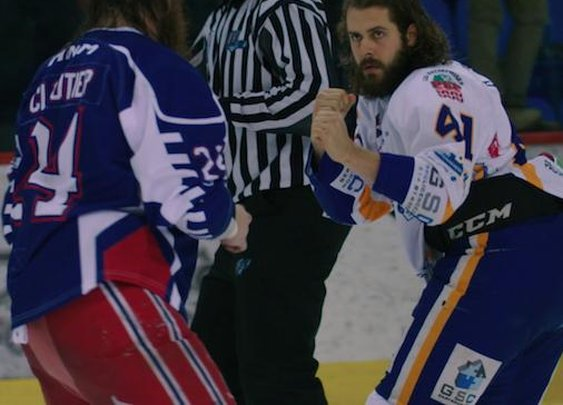 Drop The Gloves: Canada's Toughest Hockey League   VICE Sports