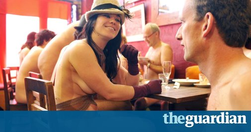 How to get bums on seats at London's first naked restaurant | Life and style | The Guardian