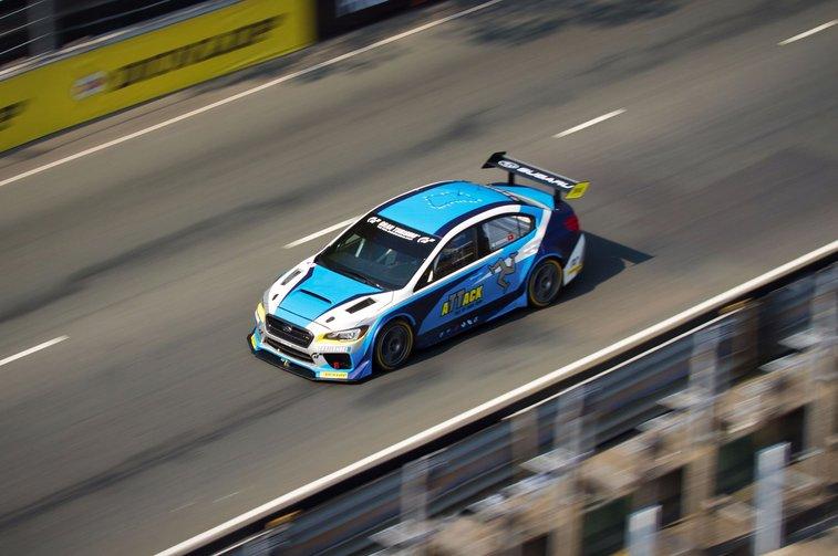 Watch a Modified Subaru WRX STI Dominate the Isle of Man TT - Motor Trend