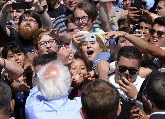 How Millennials Can Still Live Bernie's Dream