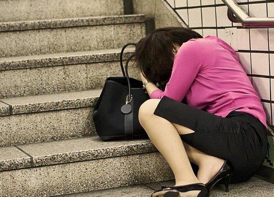 The Japanese art of (not) sleeping